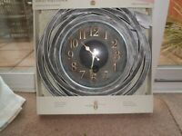 "Outdoor Garden Wall Clock 20"" ""RIPLEY"" Style Brand New in Box 2 year Warranty"