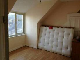 Furnished double room to rent.
