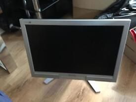 Free LCD monitor 19inch spare or repair