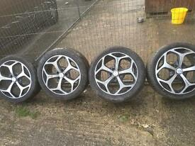 Alloys to fit Audi/vw/ etc
