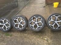 Alloys to fit Audi/vw/ etc