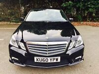 MERCEDES BENZ E250 AMG AUTO + ONLY 56 MILES not audi jaguar bmw range rover toyota ford