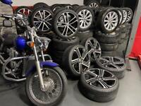 """19"""" inch Vw golf r alloys scirocco caddy alloys wheels 5x112 passat gtd Cadiz"""