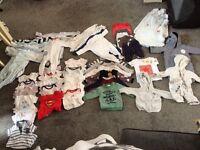 Baby Boy Clothes bundle newborn/0-3