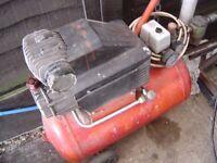 clark 25l air compressor