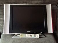 "Human 20"" LCD TV with built in freeview"