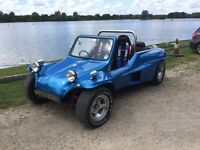 VW Beetle beach buggy Wide body 4 seater LWB Classic not camper karman ghia bajar dune buggy retro