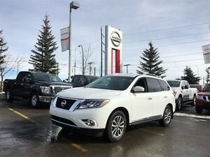 2014 Nissan Pathfinder SL 4WD LEATHER