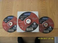 Norton Cutting Disc 180 x 2,5 x 22,23 Cutting Disc Stainless Steel cutting Disc