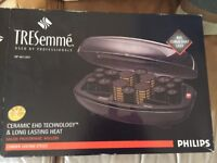 Tresemme Ceramic Heated Rollers- brand new in box