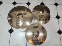 SABIAN AAX stage cymbal set