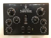 Erica Synths FusionBox (Fusion Box) - Delay, Flanger, Chorus, Tube Overdrive