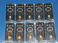 New Lot Of 5 Sony RM-X151 Car//Boat Audio Remote GT500 GT 300 GS234