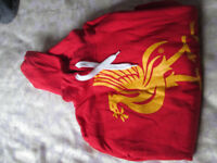 3x Mens Hoodies Including Liverpool F.C. & Everlast