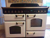 Full Kitchen Units (13 Units in Total) inc Range Cooker, Fridge Freezer and Dishwasher