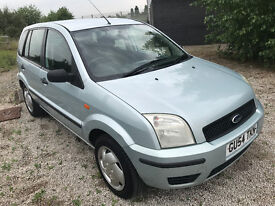 54 plate 2004 Ford fusion 2 Automatic - New MOT may 2018 - LOW mileage 64,000 - Great drive no fault