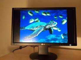 LCD Monitor LG FLATRON W1946