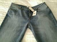 Whistles new with tags Jeans size 14-16