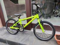 Excellent Islabikes Cnoc 16 / Age 4+ GREEN Isla kids bike Not Frog