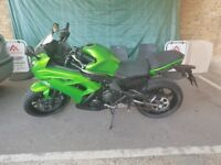 KAWASAKI EN-R 650 - SPORTS TOURER - IMMACULATE CONDITION & LOW MILLAGE - MUST SEE