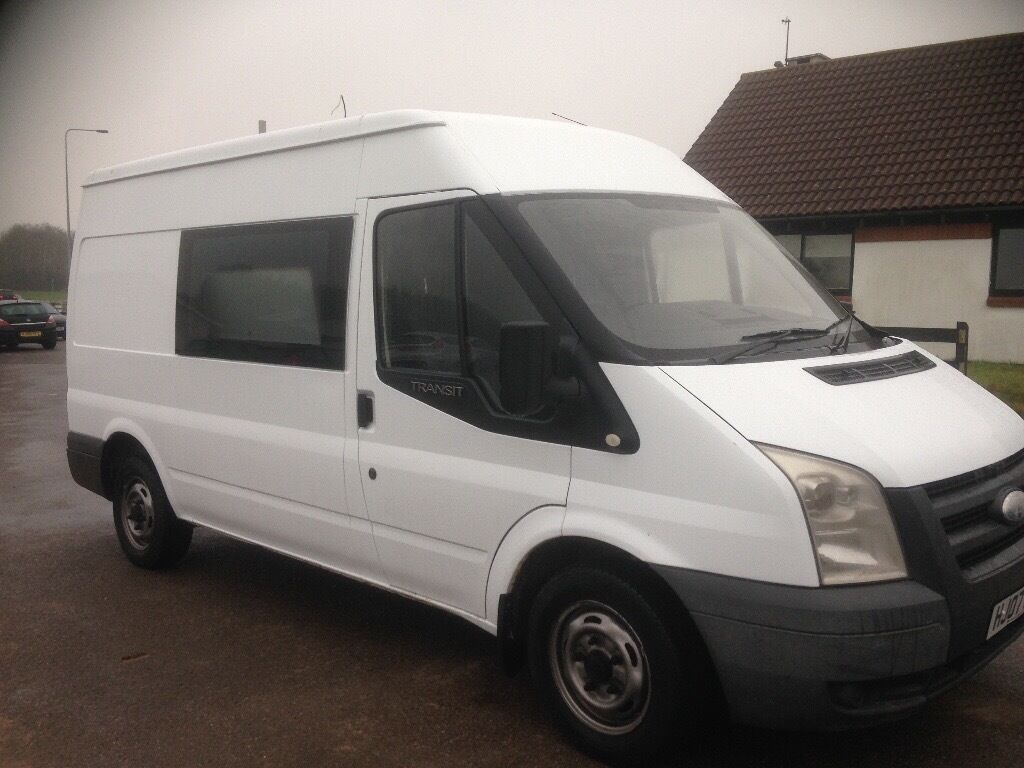 Repossessions uk 2008 ford transit 350 mwb high roof 2402cc