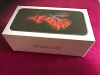 Apple iPhone 6s (space grey) unlocked brand new in box& sealed