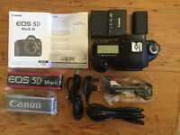 Canon 5D Mark iii barely used bought 3 months ago