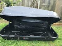 400Ltr Roof Box