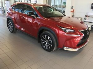 2015 NX 200t - F Sport Series 2: Low Km 1 Owner Local Trade!