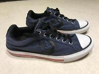 Converse Trainers Navy