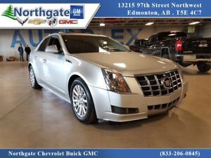 2012 Cadillac CTS AWD, Leather, Sunroof, Remote Start