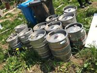 LARGE BEER CONTAINERS