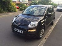 2014 64 PLATE FIAT PANDA POP BLACK 1.2 CAT D 11,000 MILES ONLY EXCELLENT CONDITION