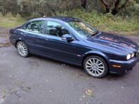 2008 Jaguar x-type diesel