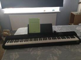 CASIO Privia Piano 6 octaves. PX-150 £225 ono