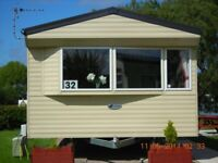 BUTLINS MINEHEAD PRIVATE 3 BEDROOMED CARAVAN FOR HIRE.