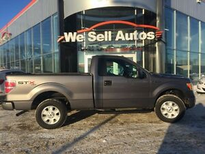 2013 Ford F-150 STX Regular CAB 4X4 *BTOOTH *SAT RADIO *SYNC