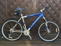 """30"""" Carrera Kraken mountain bike (Rarely Used), with tool bag, tools, and spare inner tube"""