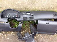LEFT HAND DRIVE DASHBOARD LHD TOYOTA COROLLA 2000 #1