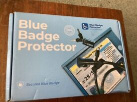 Blue Badge Protector