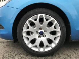 2009 (09 reg) Ford Focus 1.6 TDCi DPF Zetec 5dr Hatchback Turbo Diesel 5 Speed Manual