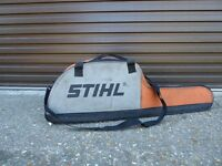 Genuine Stihl Chainsaw Carry Bag
