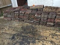 Approximately 1500 FREE ROOF TILES !!!!!!! QUICK AND EASY COLLECTION !!!!!
