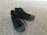 Converse AllStar Boots - Size 2.5 in Black