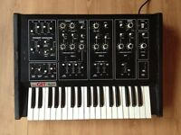 Octave CAT vintage analogue synthesizer