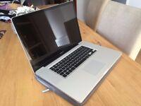 Apple MacBook Pro 17inch