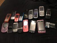 Joblot mobiles