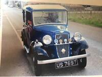 1934 Austin Ten