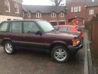 Range Rover lpg