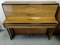 Lovely Walnut 'Wilson Peck' Upright Console Piano - CAN DELIVER